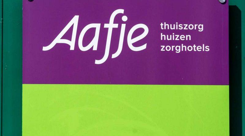 Aafje Buurtcirkel voor ouderen 2018 op TV Ridderkerk