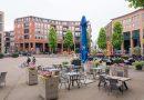 Petitie Waterornament Koningsplein opgestart