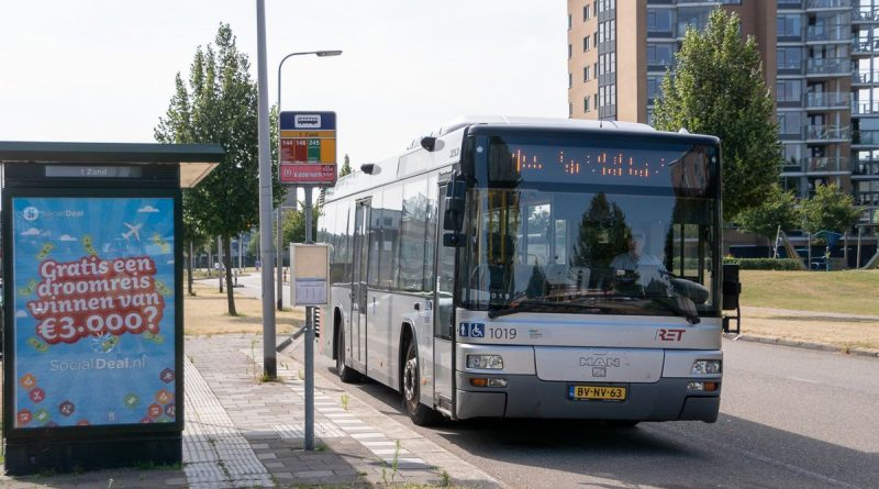 Plan voor betere toegankelijkheid bushaltes