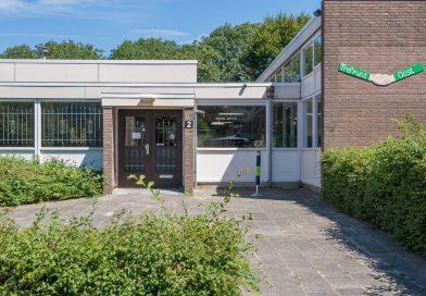 Wandelen in wijk Ridderkerk Oost