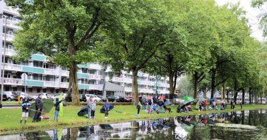 Viswedstrijden voor de jeugd 2021