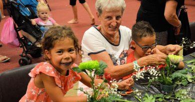 Jeugdland Ridderkerk 2018 beleeft vliegende start