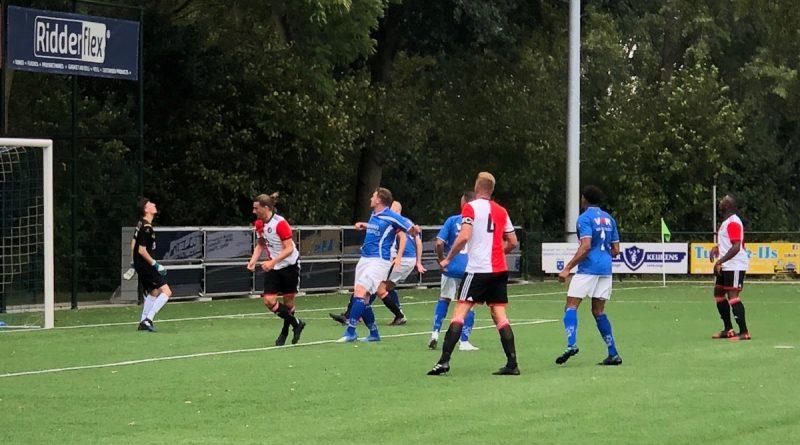 Rijsoord oefent nuttig tegen sc Feyenoord