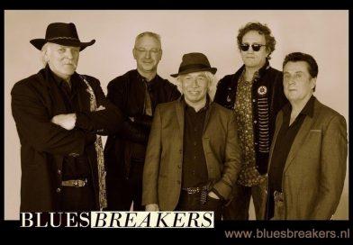 BluesBreakers live bij Bluezy 2018 op TV Ridderkerk