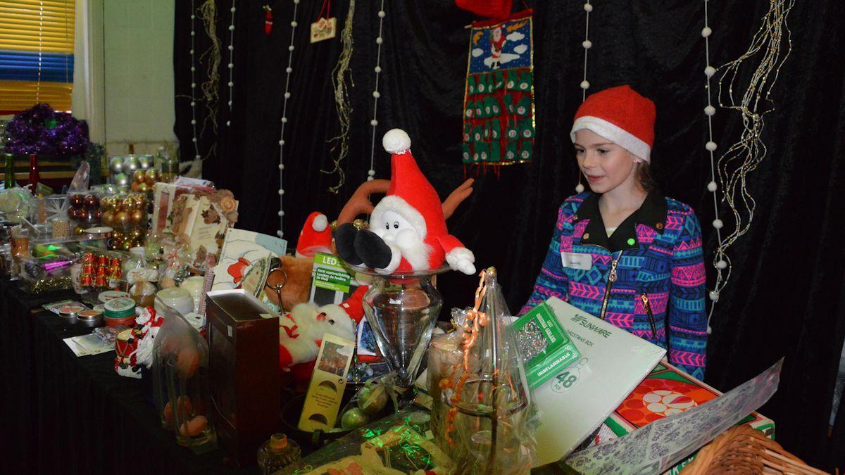 Kerstmarkt Bij Sursum Corda Rijsoord Rtv Ridderkerk