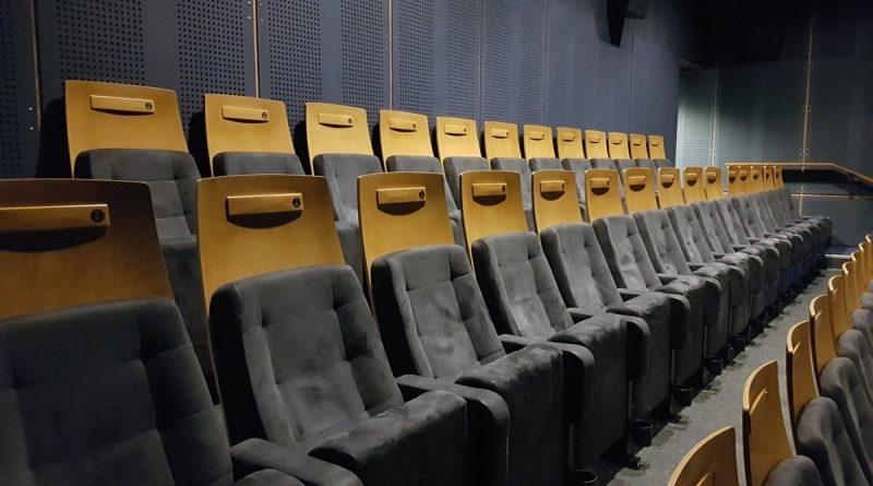 Filmblok 121 van filmclub Cine '67 op TV Ridderkerk
