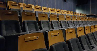 Filmblok 100 van filmclub Cine '67 op TV Ridderkerk