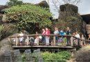 Een regenachtig dagje Burgers Zoo