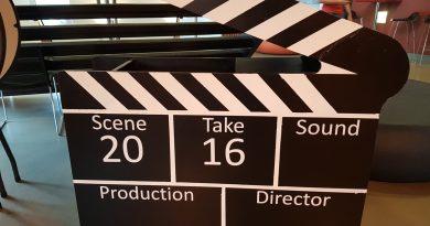Filmblok 106 van filmclub Cine '67 op TV Ridderkerk