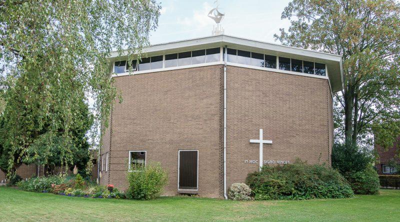 Buurtent Bolnes bij de Pretoriuskerk