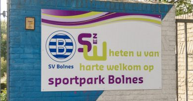 Bolnes begint competitie in mineur