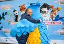 Tentoonstelling Fabeltjesland in Rotterdam geopend