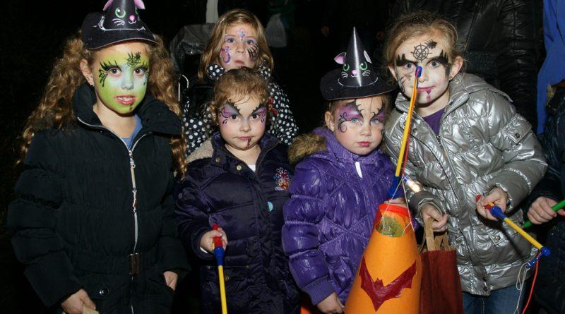 Halloween in Drievliet/'t Zand