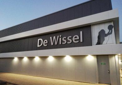 Officiële opening van sporthal De Wissel