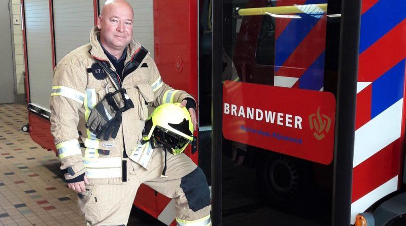 Mark Spoorendonk vertrekt na 15 jaar bij de brandweer