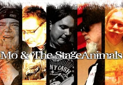 Mo & The StageAnimals live bij Bluezy