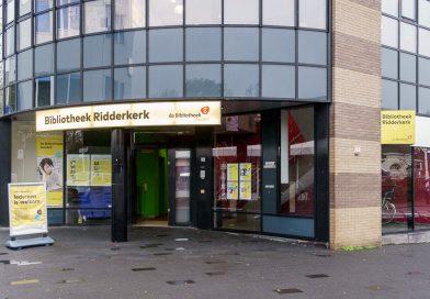 Kerstfilm in Bibliotheek Ridderkerk