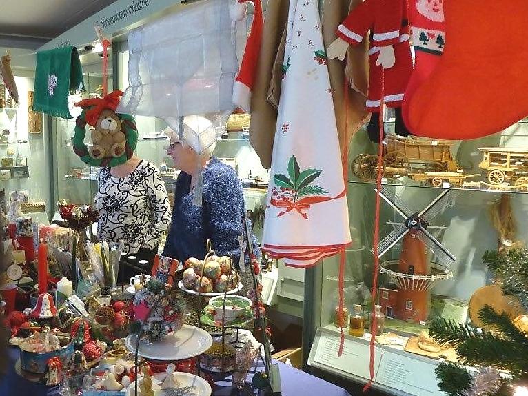 Gezellige Kerstmarkt In De Oudheidkamer Rtv Ridderkerk