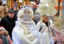 Very White X-Mas Parade trekt veel publiek 📷