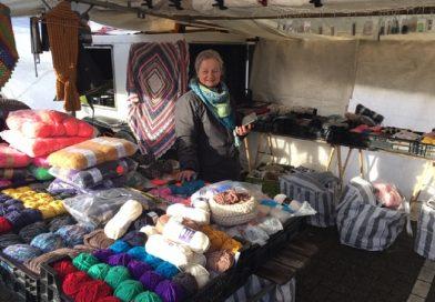 Marianne's Brei-boetiek van de markt naar de winkel