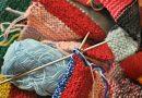 Haken en breien op Ontmoetingsplein Aafje Reyerheem