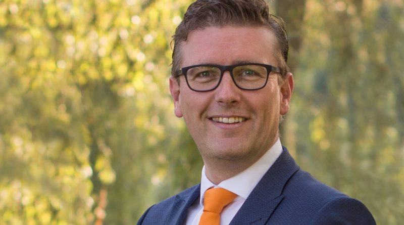 Marco Oosterwijk beoogd opvolger wethouder Volbregt Smit (SGP)