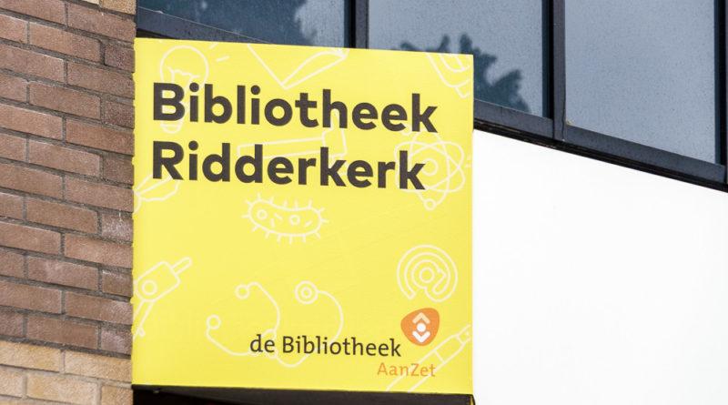 Bibliotheek verhuist naar gemeentehuis