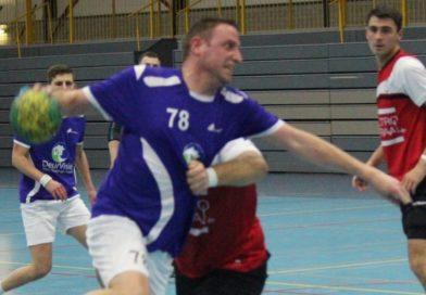 Handballers Saturnus'72 houden punten in Ridderkerk