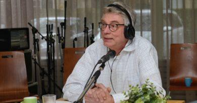 Politiek Café bij Radio Ridderkerk