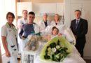 Duizendste bevalling in Ikazia Ziekenhuis