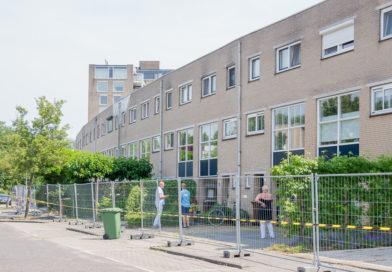 Alle bewoners van Lorentzstraat in Ridderkerk weer in hun huis