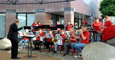 Zomeravondconcert: Ridderkerk Jeugd Harmonie