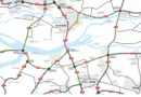 Weekendafsluiting A16 vanaf Moerdijkbrug tot Dordrecht-Centrum