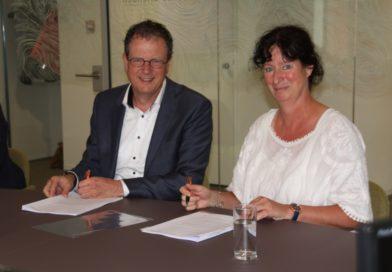 Overeenkomst getekend voor nieuwe locatie in Ridderkerk