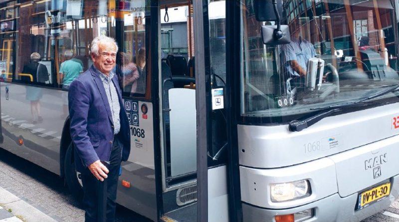 'Door gratis openbaar vervoer kunnen ouderen meer doen'