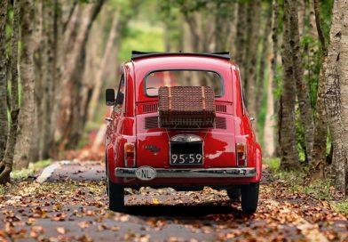 Ridderkerkse vakantieverhalen deel 1: Kletsnat in de auto