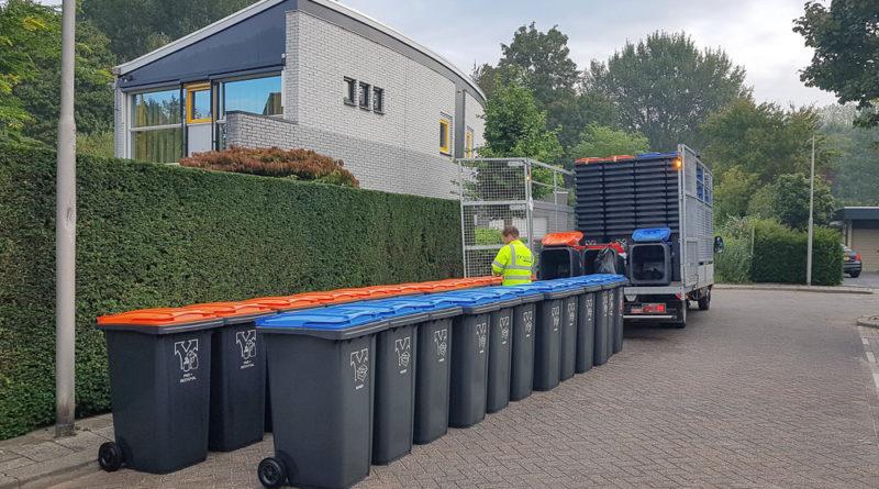 Geen kosten voor vervanging tweede GFT-container