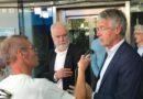 Gesprek met minister Slob over toekomst lokale radio