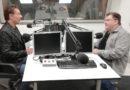 Gerard Joling bij Radio Ridderkerk