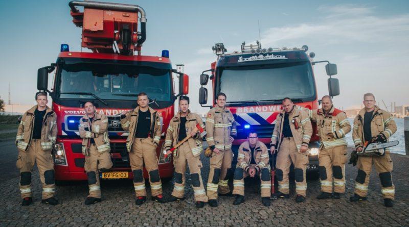 Brandweer Rotterdam-Rijnmond te zien in nieuwe serie SBS6