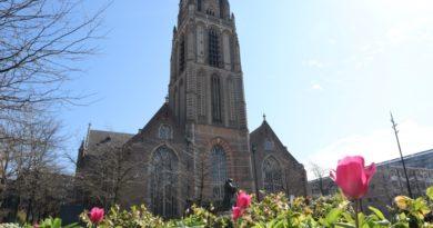 Songfestivalgekte barst los in de Laurenskerk