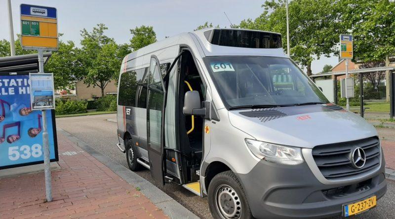 Buurtbus gaat vanaf 4 januari weer rijden