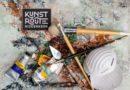 Kunstenaars Kunstroute op Radio Ridderkerk bij 'Prettig Weekend'