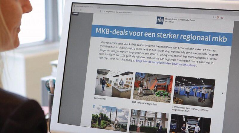 Twee ton voor innovatie in Ridderkerk, Barendrecht en Albrandswaard