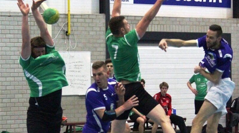 Eerste punten Drechtsteden handballers zijn binnen