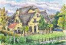 Ridderkerk door de ogen van Jac van Dam: Huis Te Woude, Benedenrijweg (deel 8)
