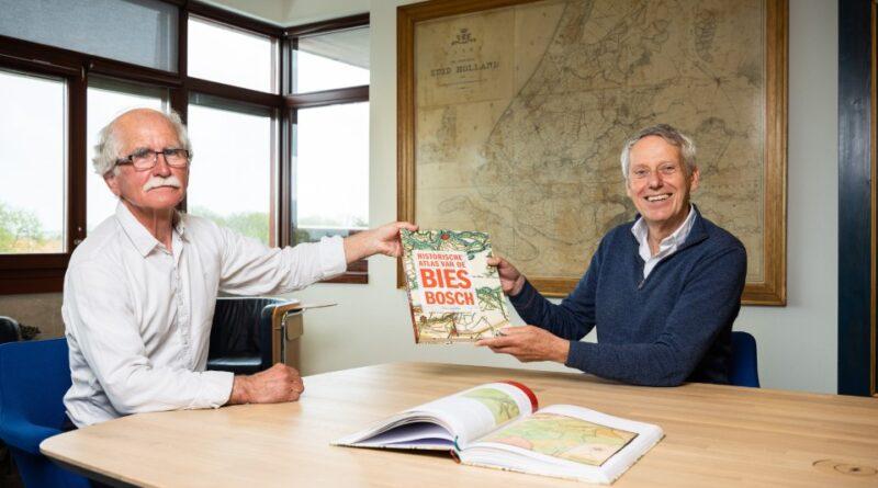 Historische Atlas van de Biesbosch beschikbaar