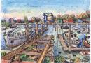 Ridderkerk door de ogen van Jac van Dam: Jachthaven (deel 14)