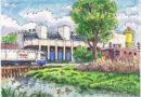 Ridderkerk door de ogen van Jac van Dam: Zuiveringsstation (deel 16)