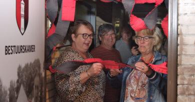 SV Slikkerveer opent vernieuwde bestuurskamer